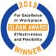 2013 Sloan Award Winner