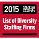 List of Diversity Staffing Firms