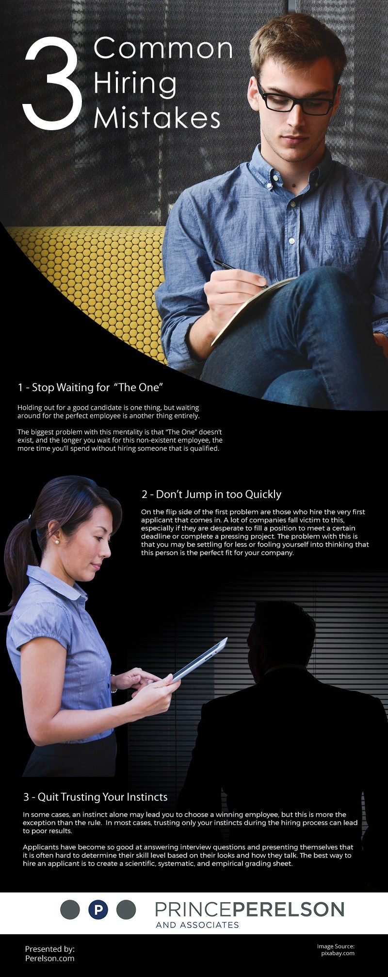 3 Common Hiring Mistakes [infographic]